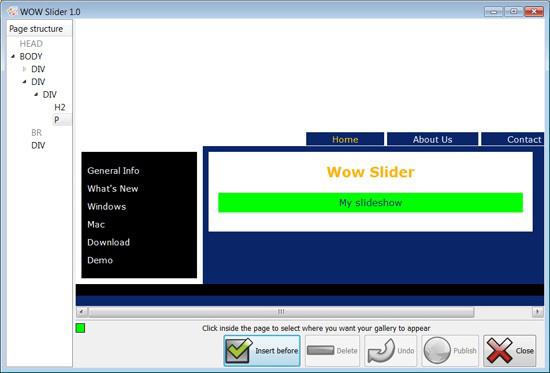 WOW Slider Unlimited Website License Screenshot 12