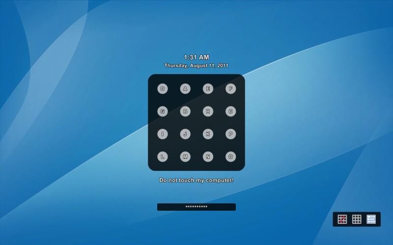 Privacy Software Screenshot