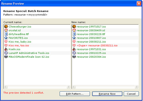Software Utilities, XYplorer Screenshot