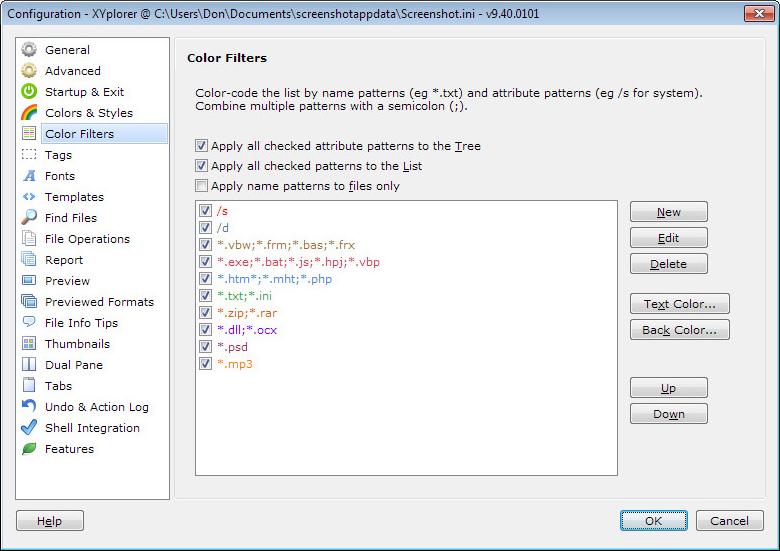 XYplorer Lifetime License Pro Screenshot 15