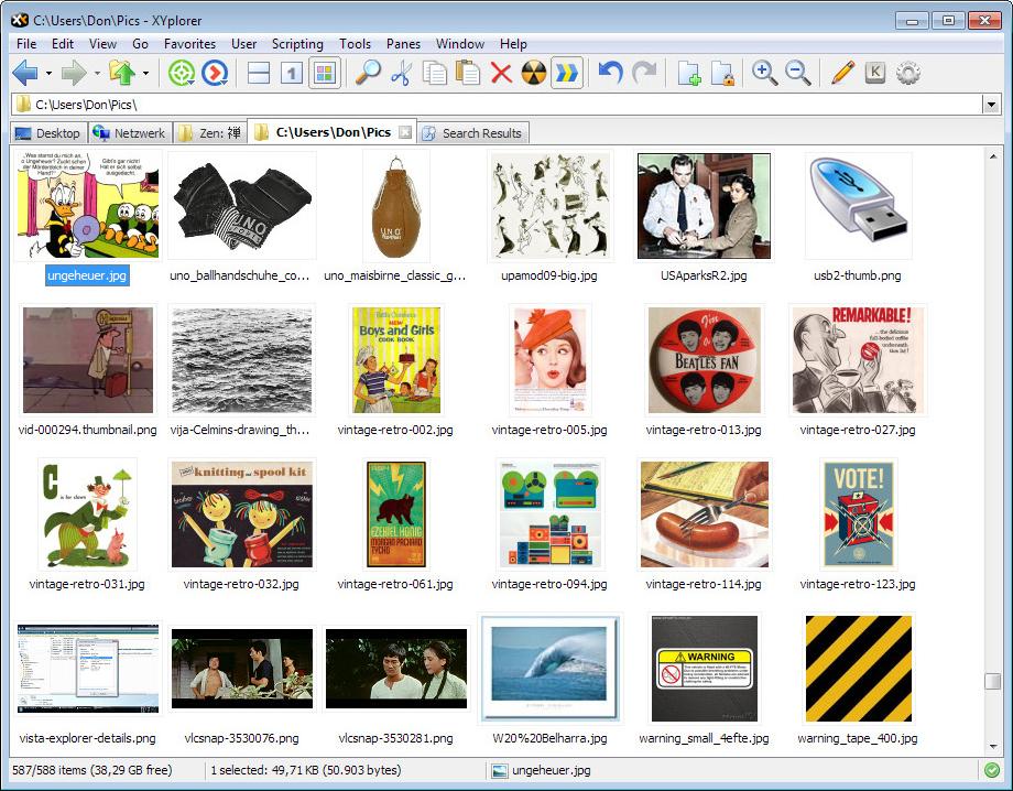 XYplorer Lifetime License Pro Screenshot 12