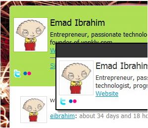 Internet Software, Instant Messaging Software Screenshot
