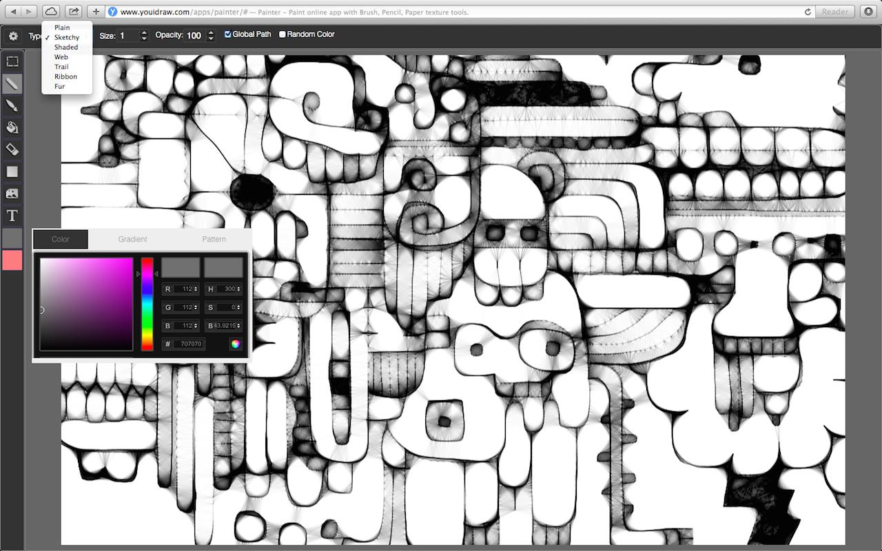 Design, Photo & Graphics Software, YouiDraw Screenshot