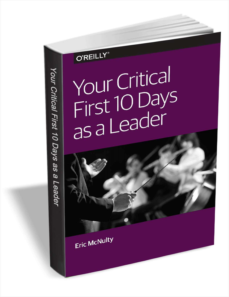 Your Critical First 10 Days as a Leader Screenshot