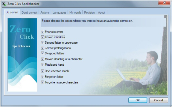 Keyboard Software Screenshot