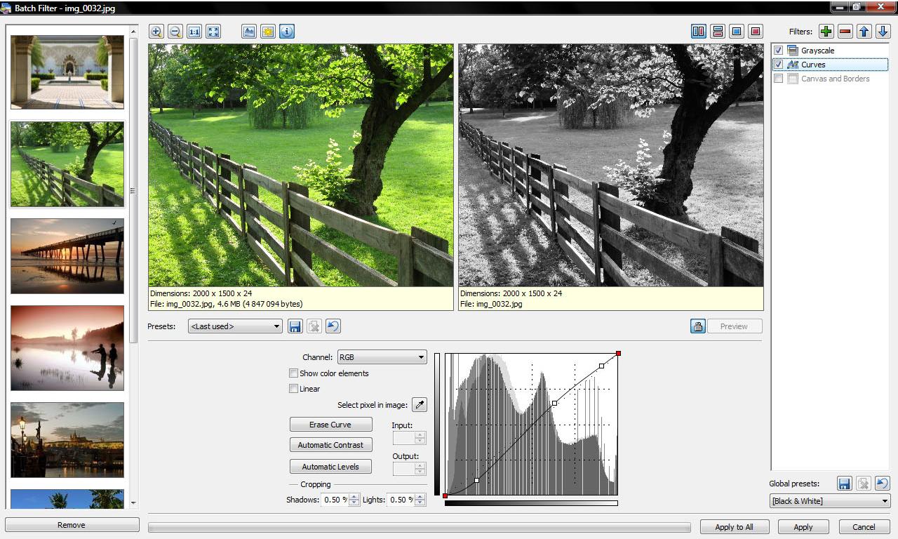 Zoner Photo Studio 15 Home, Design, Photo & Graphics Software, Image Viewer Software Screenshot