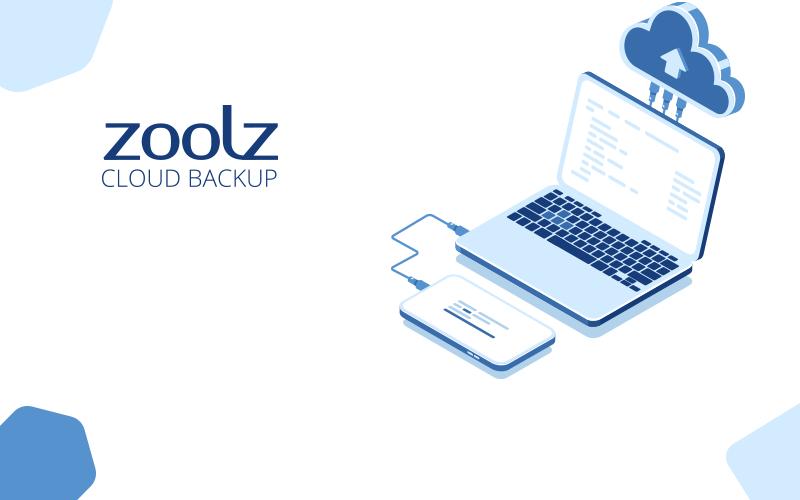 Zoolz Home 5TB Cold Storage Screenshot