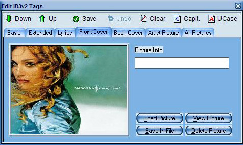 Zortam Mp3 Media Studio Pro Screenshot 8